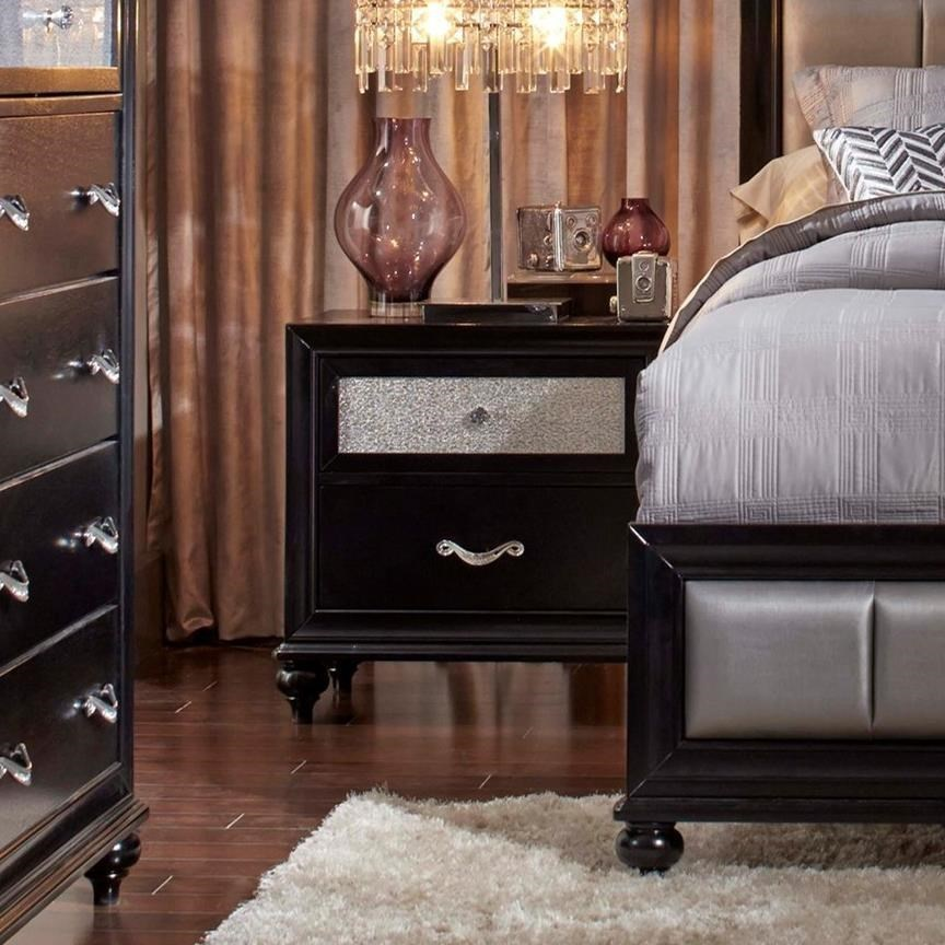 Barzini Nightstand by Coaster at Rife's Home Furniture