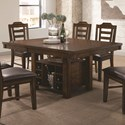 Coaster Bathurst Dining Table - Item Number: 107631