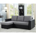 Coaster Baylor Sectional Sofa - Item Number: 503929