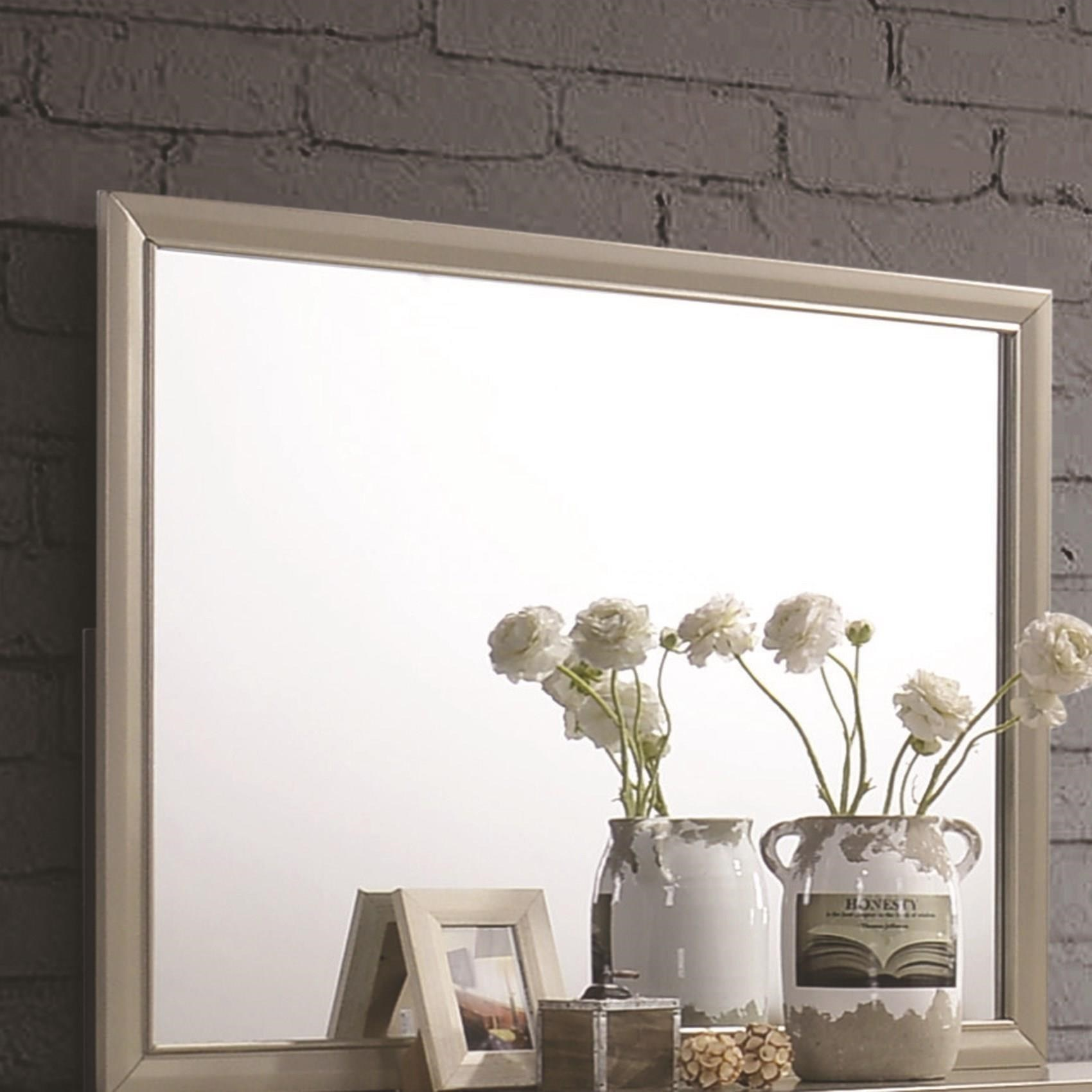 Beaumont Mirror by Coaster at Rife's Home Furniture