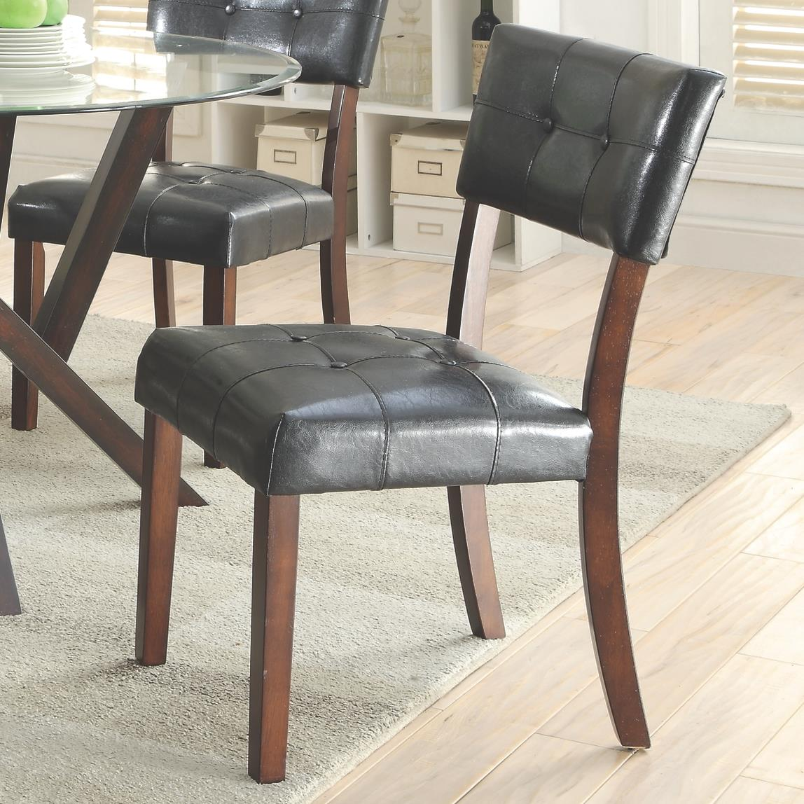 Coaster Beaux Dining Chair - Item Number: 105852