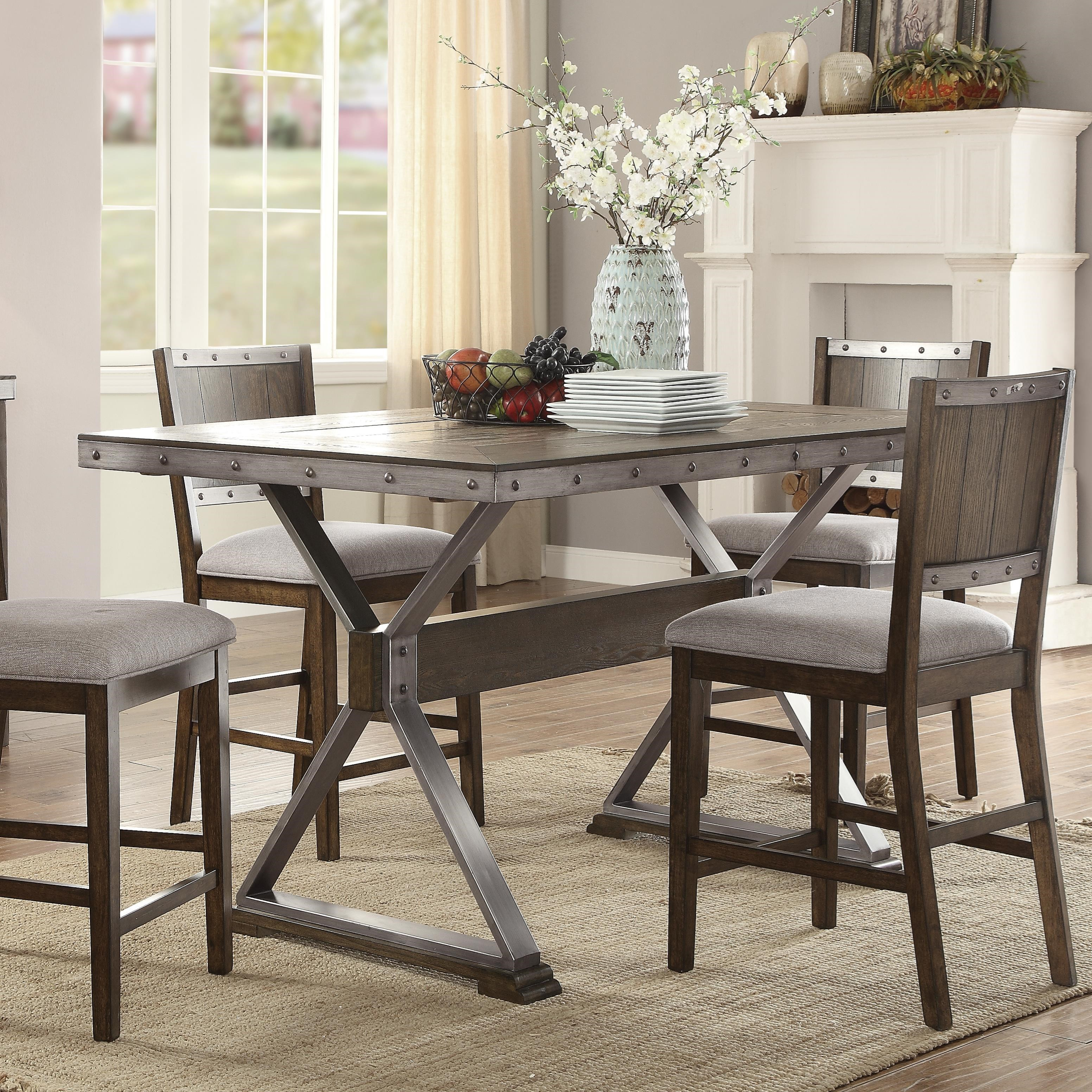 Coaster Beckett Counter Height Table   Item Number: 107018