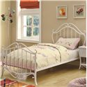 Coaster Bella Full Bed - Item Number: 400521F