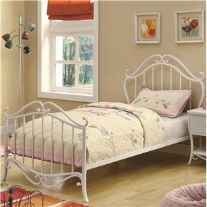 Coaster Bella Twin Bed