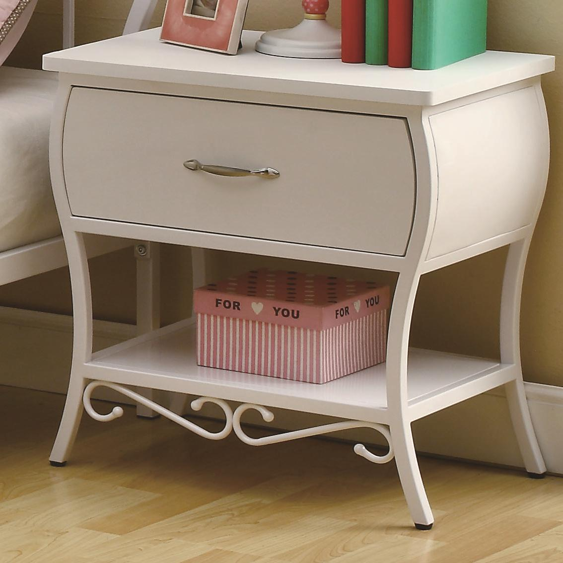 Coaster Bella Night Stand - Item Number: 400522