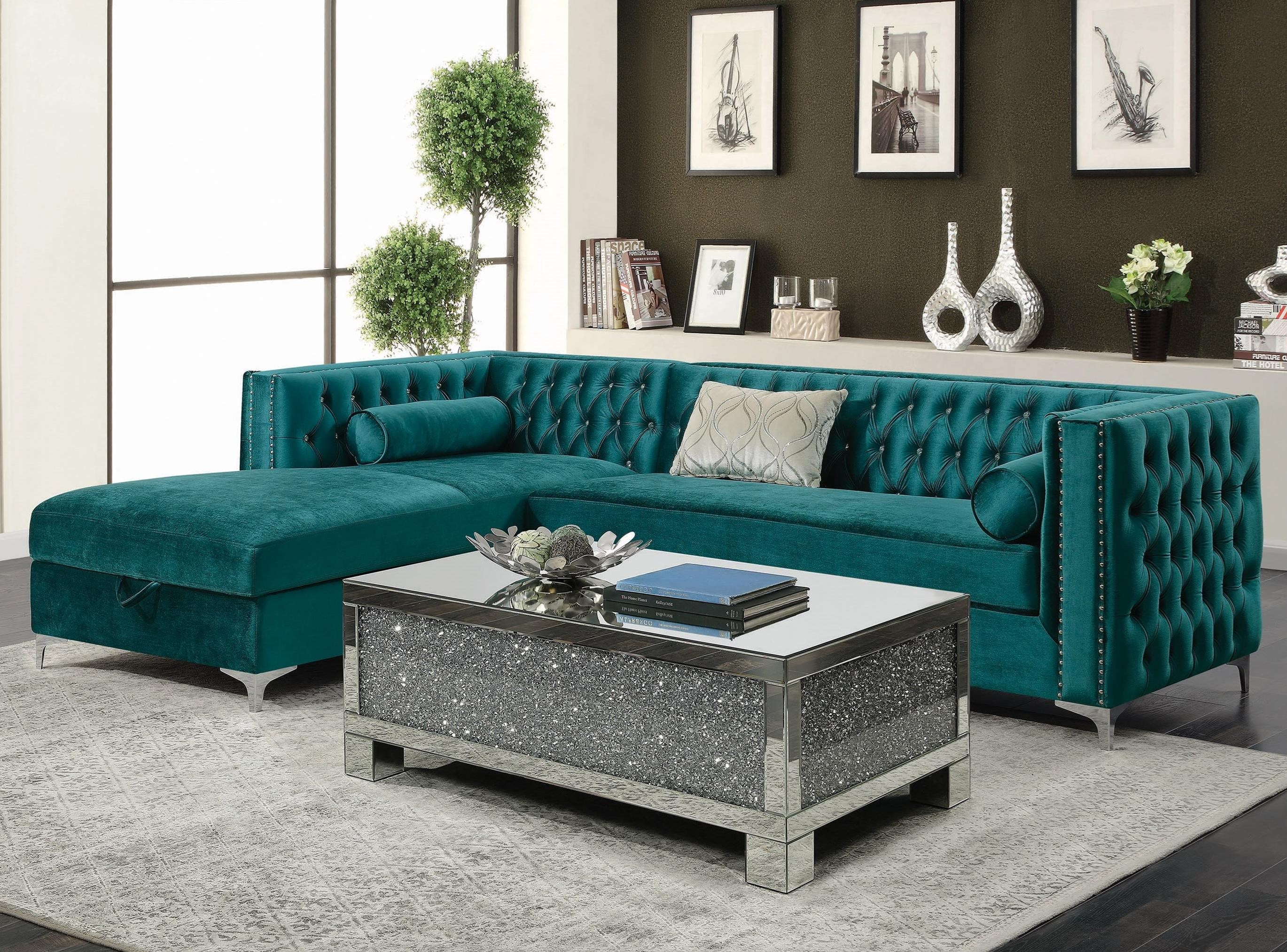 Bellaire Sectional by Coaster at Rife's Home Furniture