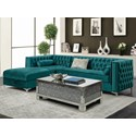 Coaster Bellaire Sectional - Item Number: 508380