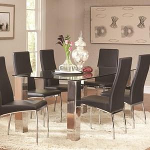 Coaster Bellini Dining Table