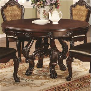 Coaster Benbrook Round Dining Table