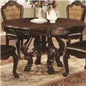 Coaster Benbrook Round Dining Table - Item Number: 105510