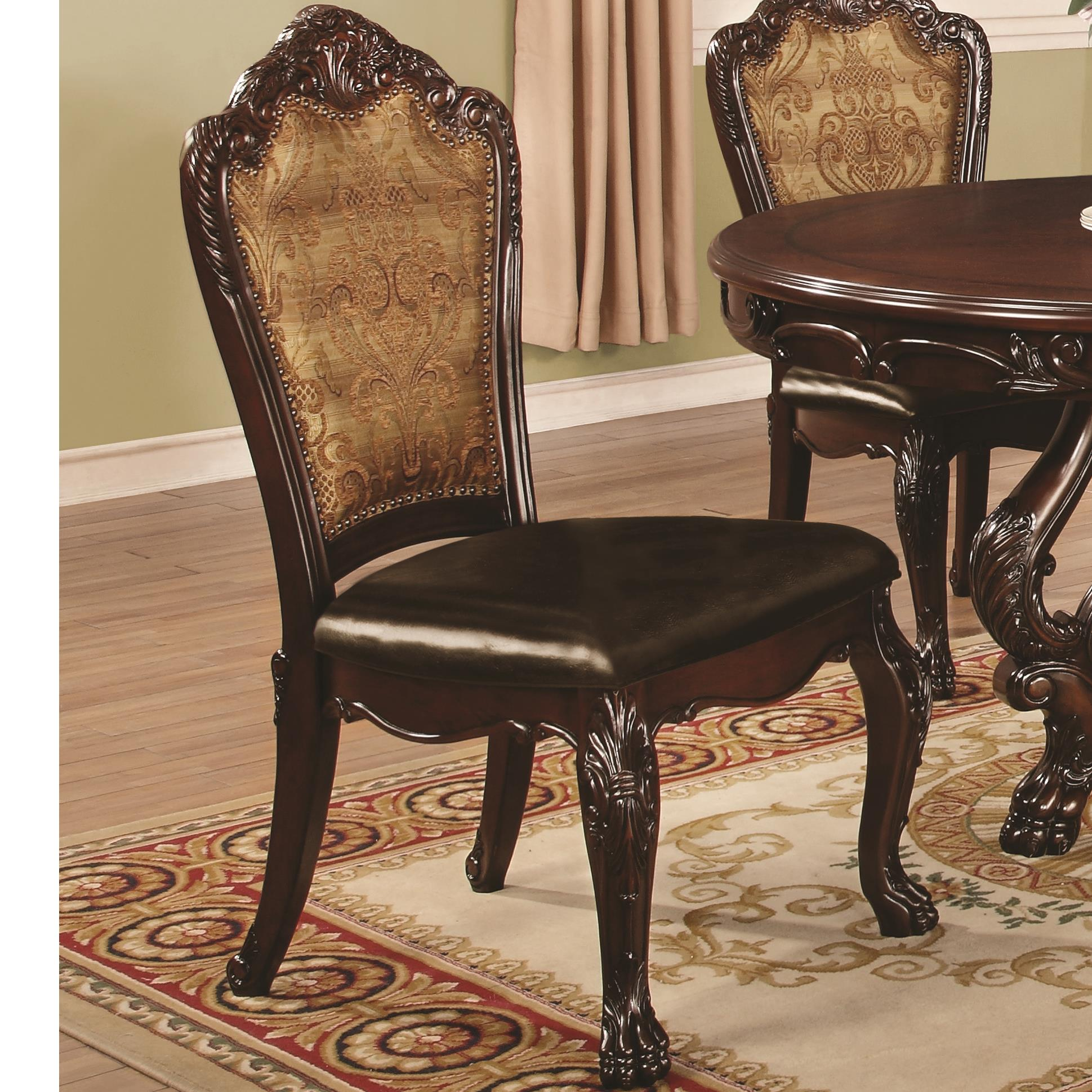 Coaster Benbrook Dining Side Chair - Item Number: 105512