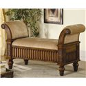 Coaster Benches Upholstered Bench - Item Number: 100225