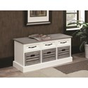 Coaster Benches Storage Bench - Item Number: 501196