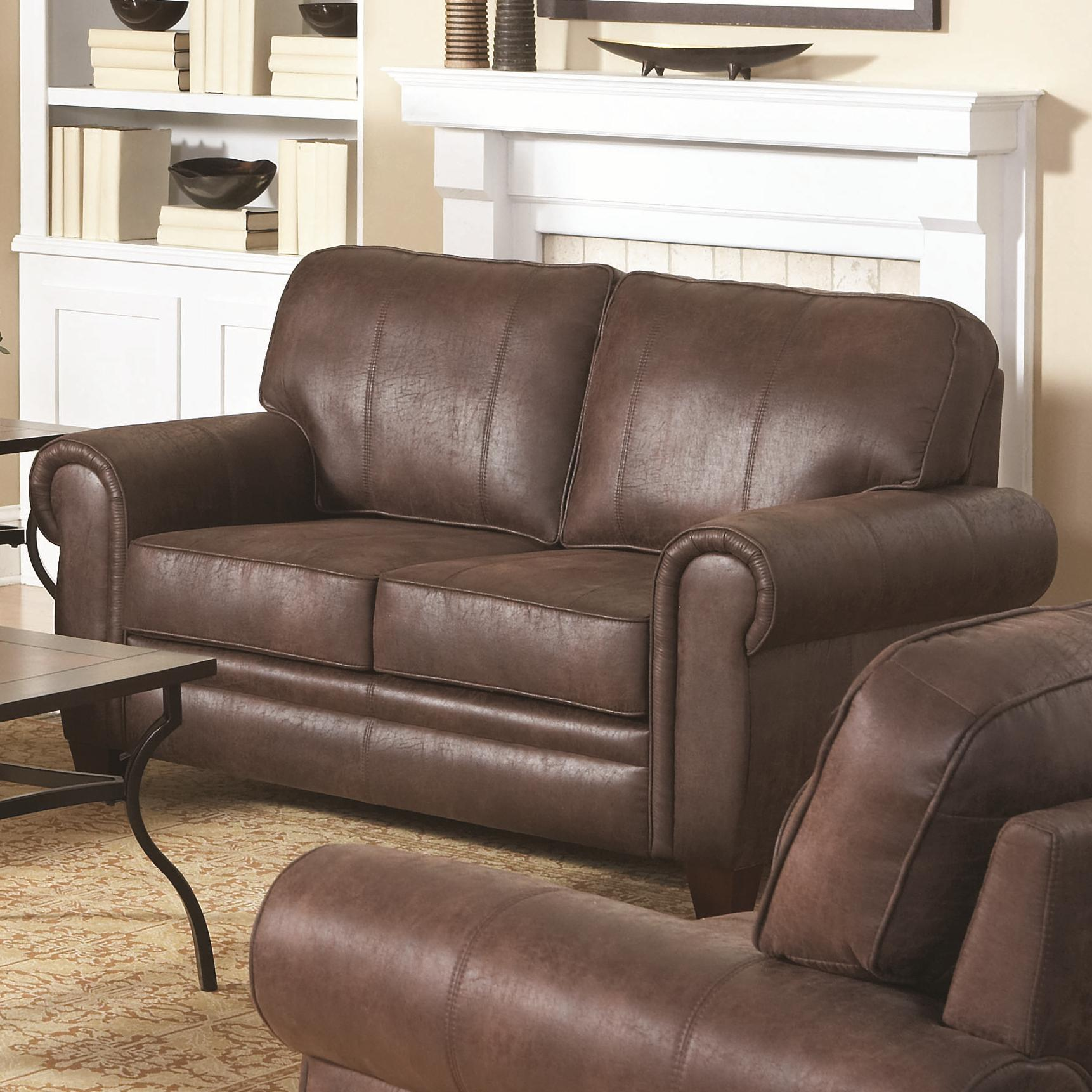 Coaster Bentley Love Seat - Item Number: 504202