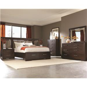 Coaster Berkshire California King Bedroom Group 2