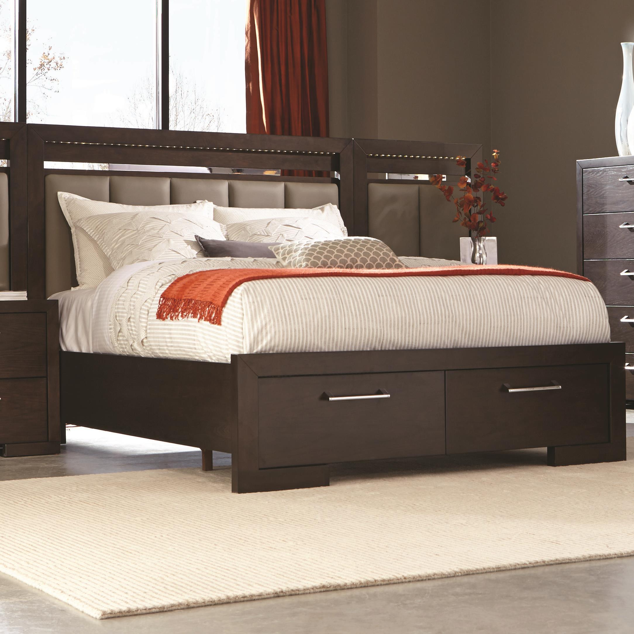 Coaster Berkshire California King Storage Bed - Item Number: 204460KW