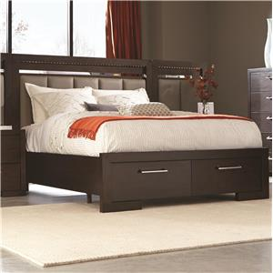 Coaster Berkshire California King Storage Bed