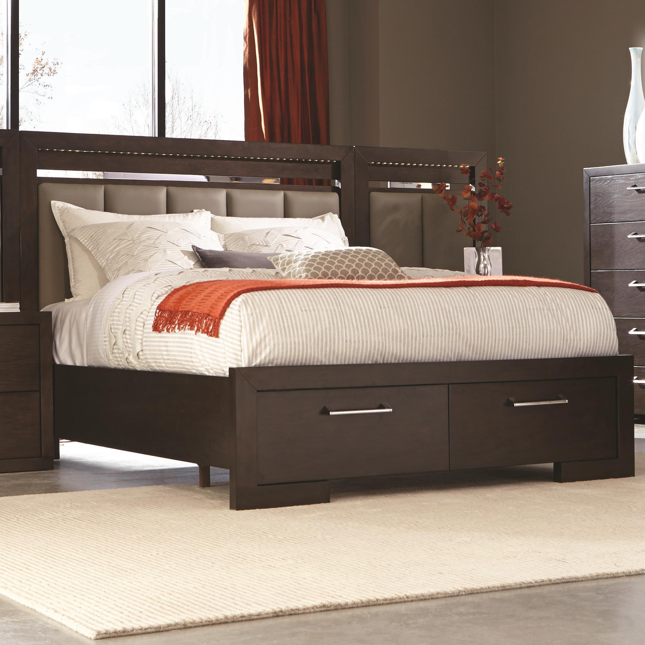 Coaster Berkshire Queen Storage Bed - Item Number: 204460Q