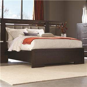 Coaster Berkshire King Panel Bed