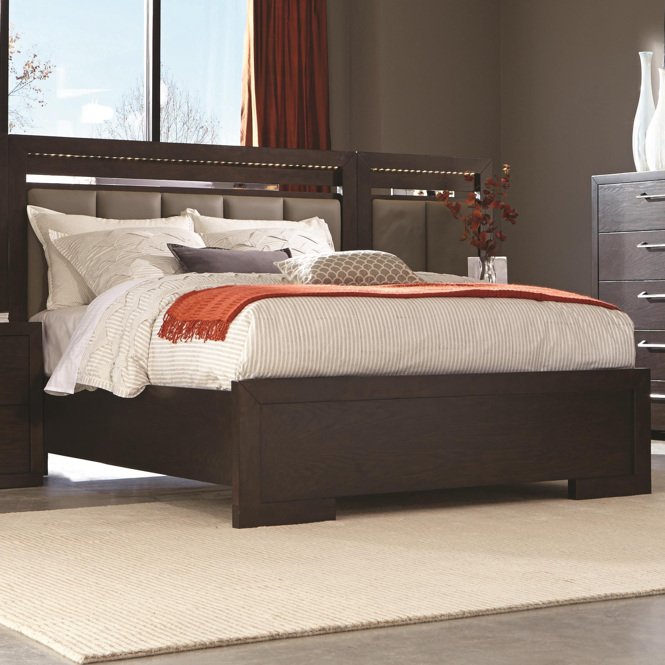 Coaster Berkshire California King Panel Bed - Item Number: 204461KW