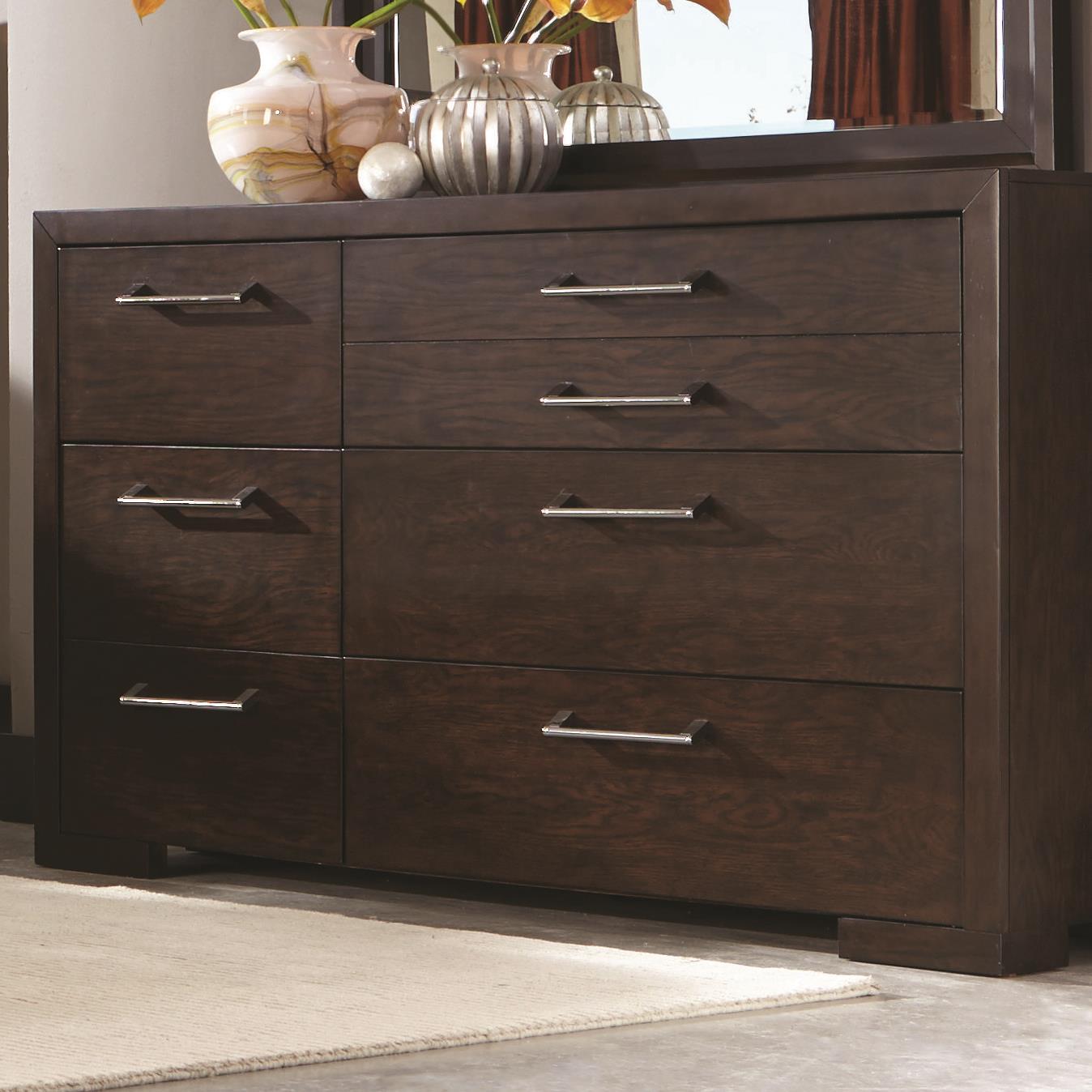 Coaster Berkshire 7 Drawer Dresser - Item Number: 204463