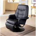 Coaster Berri Swivel Recliner - Item Number: 7501