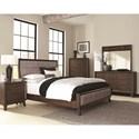 Coaster Bingham King Upholstered Bed