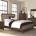 Coaster Bingham California King Upholstered Bed - Item Number: B259-12