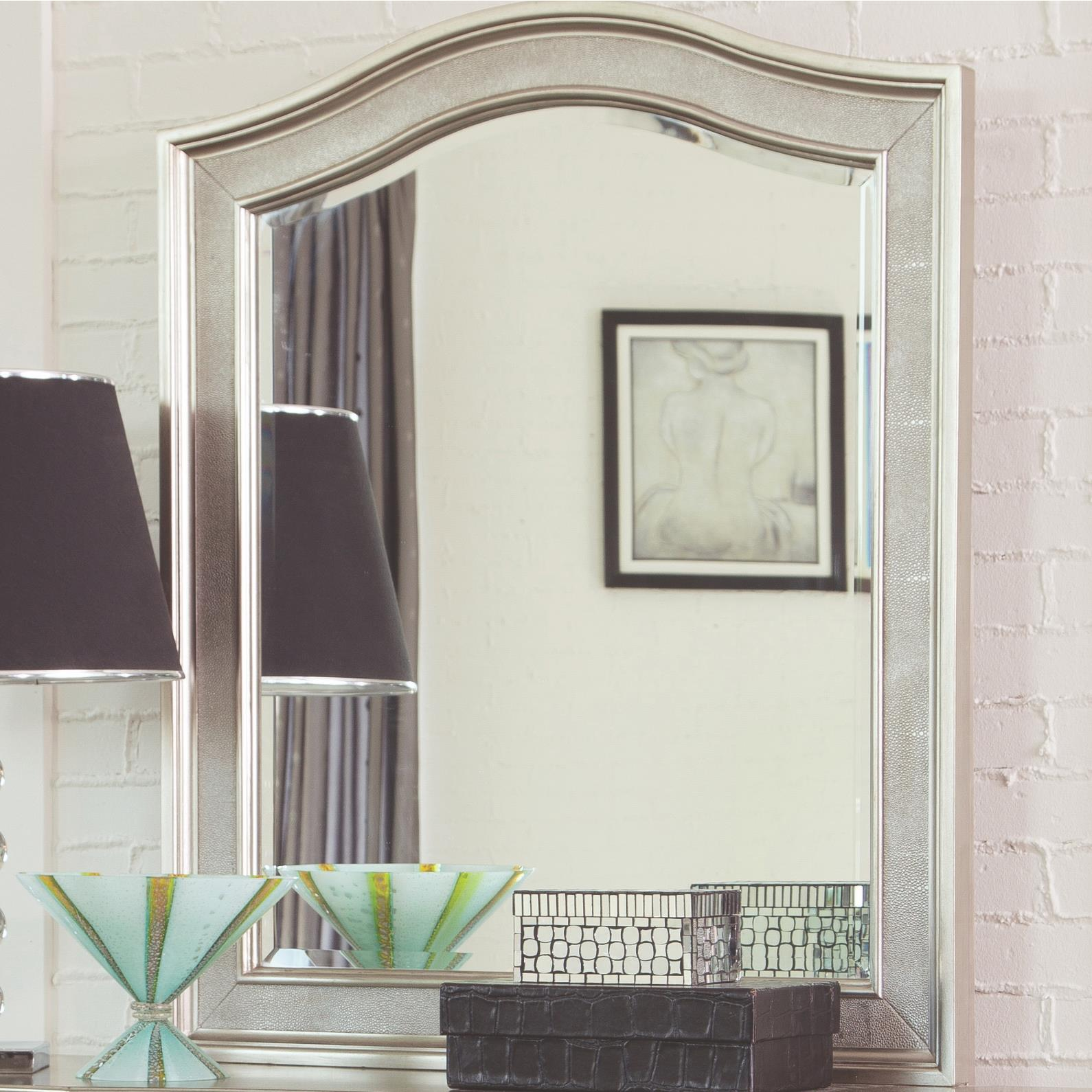 Coaster Bling Game Vanity Mirror - Item Number: 204188