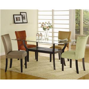 Coaster Bloomfield 5 Piece Dining Set