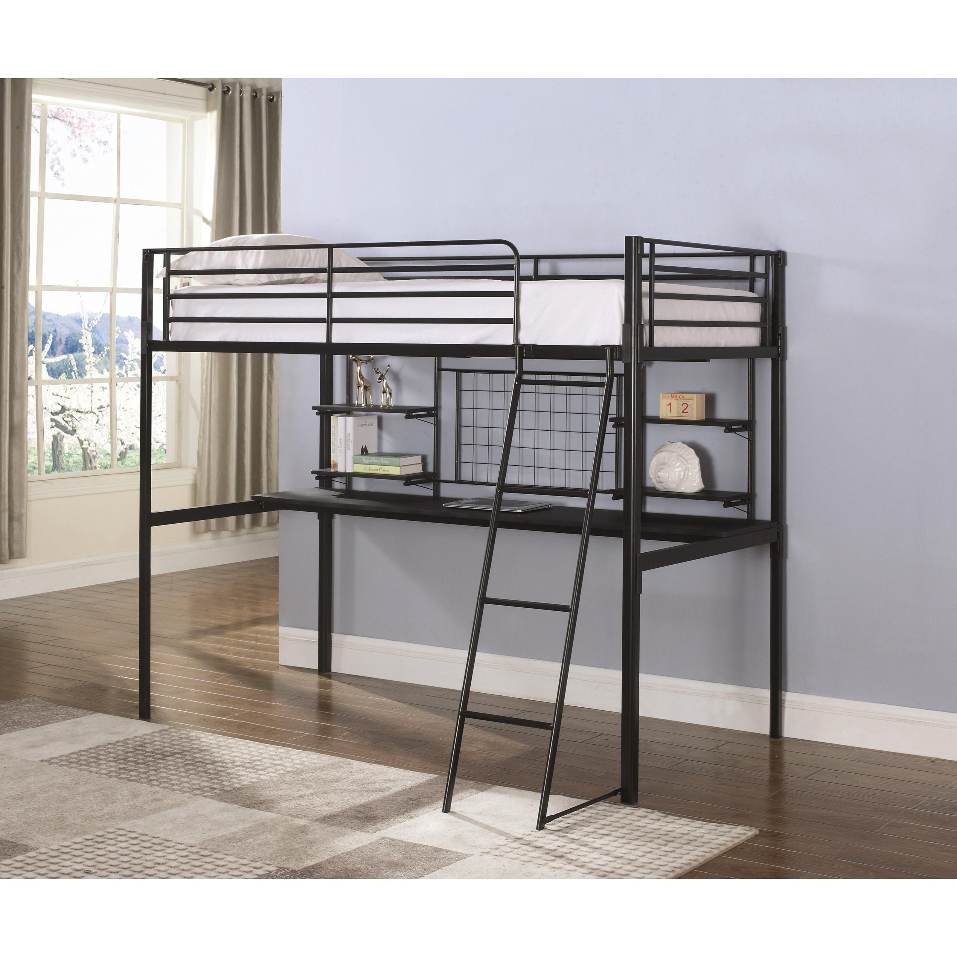 Palliser Bunk Bed With Desk