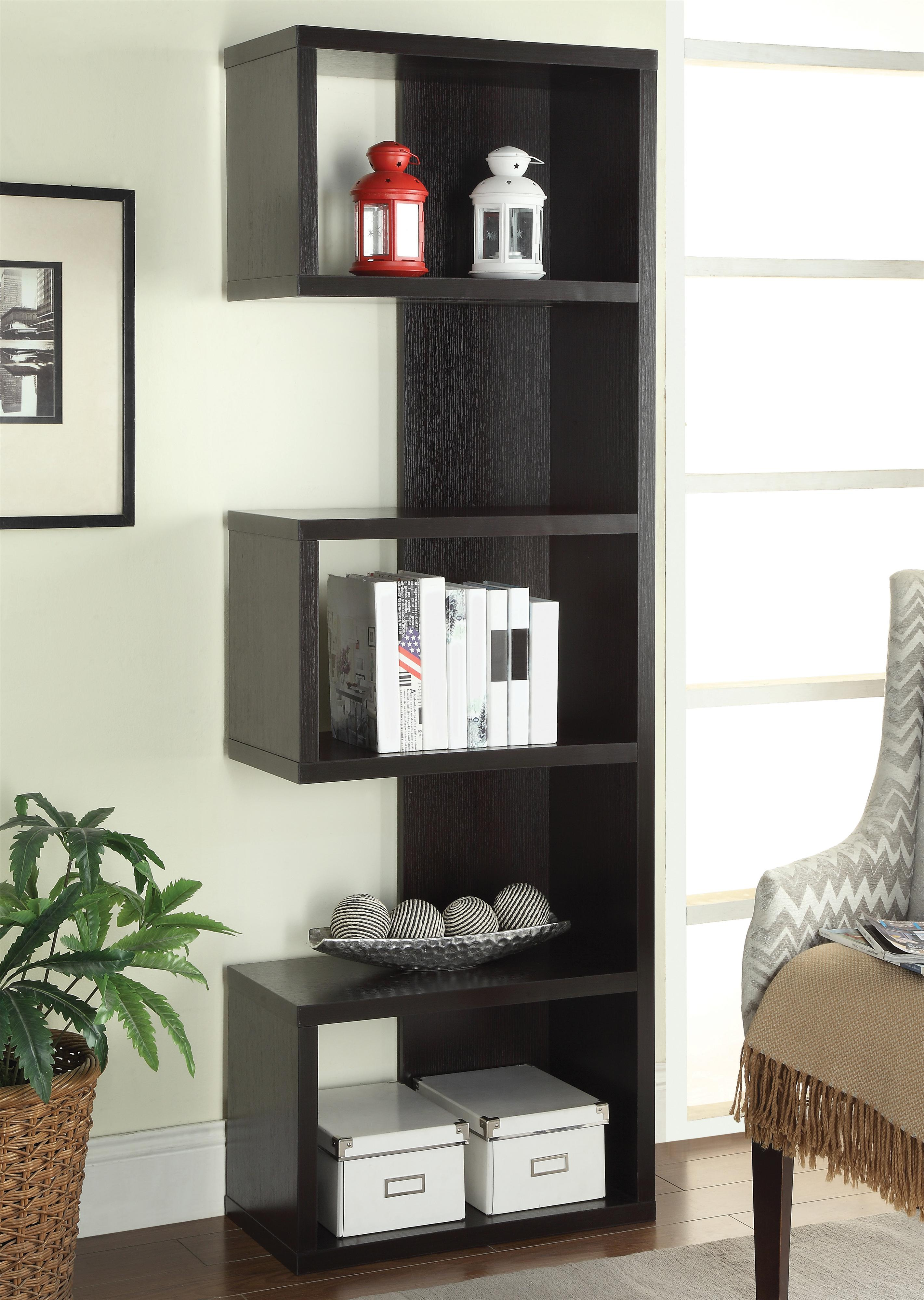 Coaster Bookcases Bookshelf - Item Number: 800069