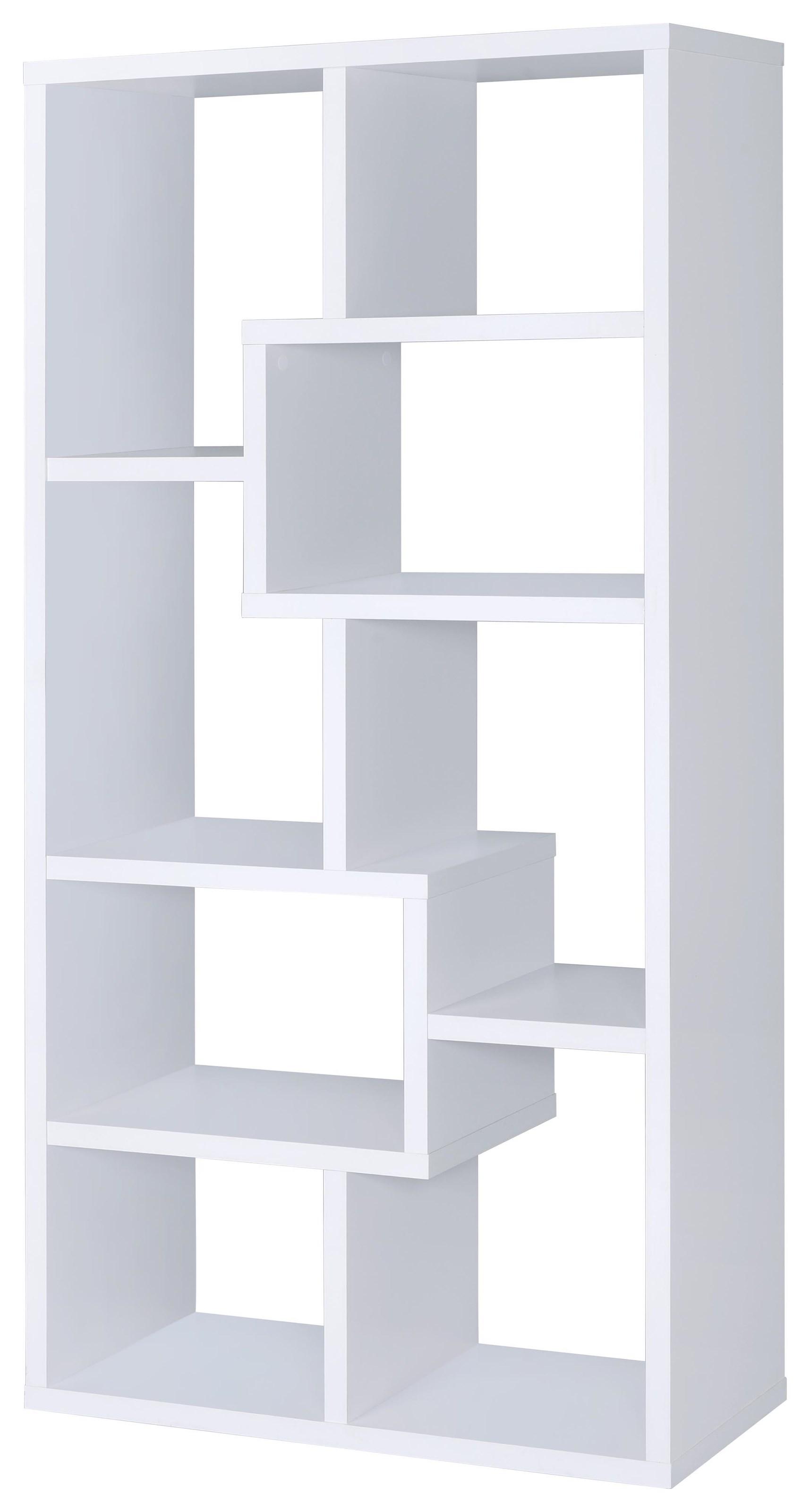 Bookcase, White