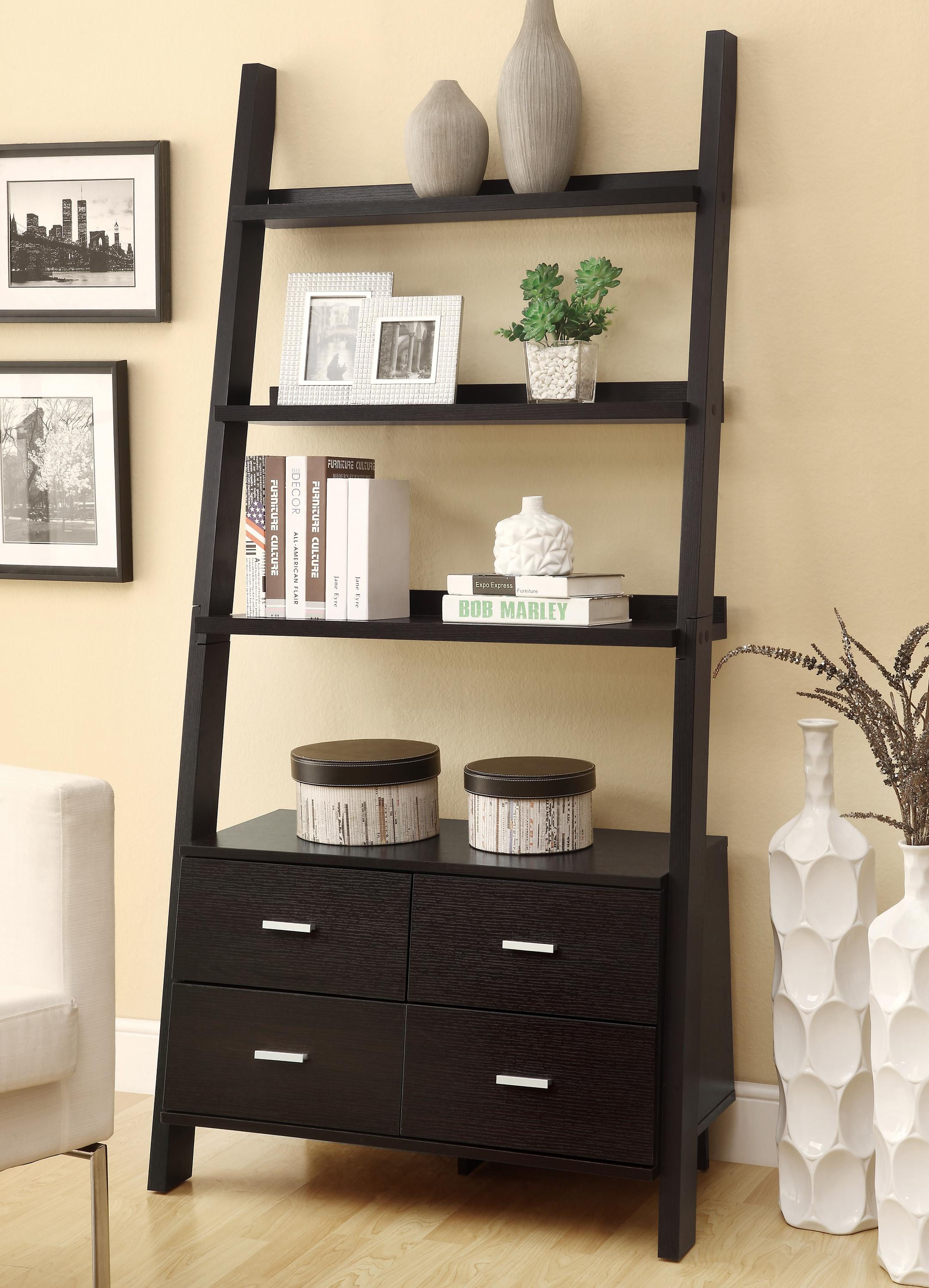bookcase shelf home corner furniture office center pflugerville shop contemporary bookcases