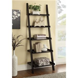 Coaster Bookcases Ladder Bookcase