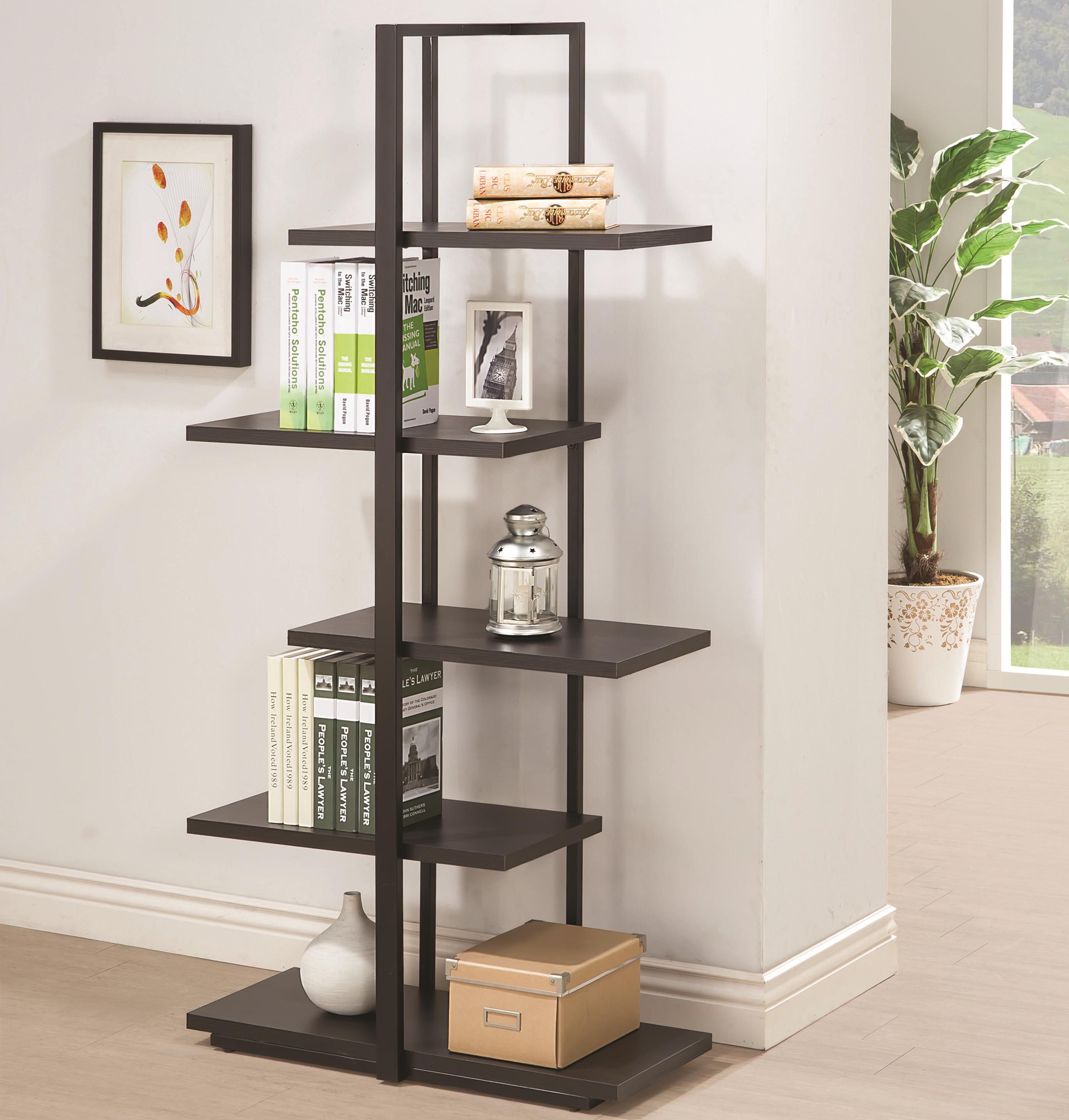 Coaster Bookcases Bookcase - Item Number: 801034