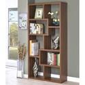 Coaster Bookcases 8 Shelf Bookcase - Item Number: 801138