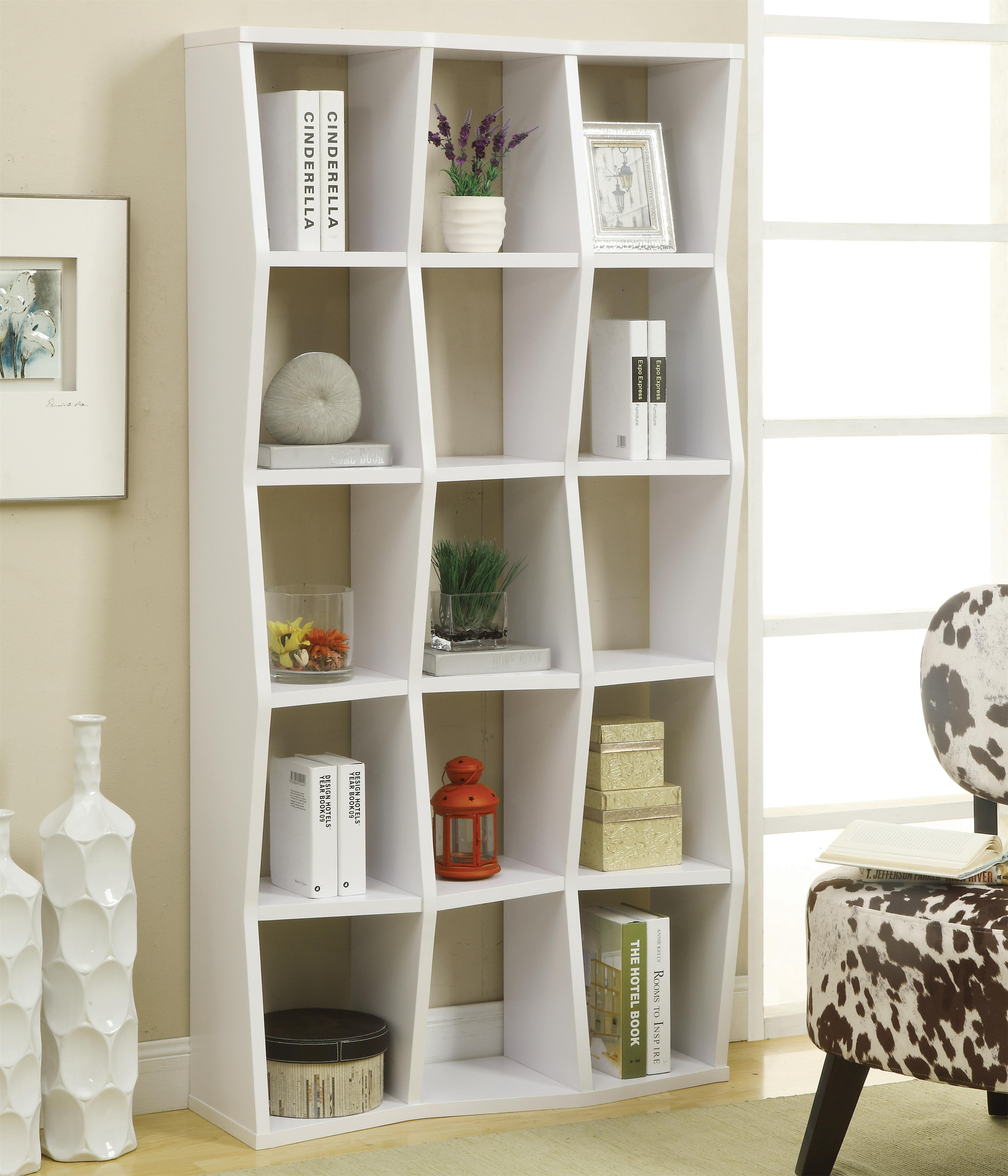 Coaster Bookcases Bookshelf - Item Number: 801180