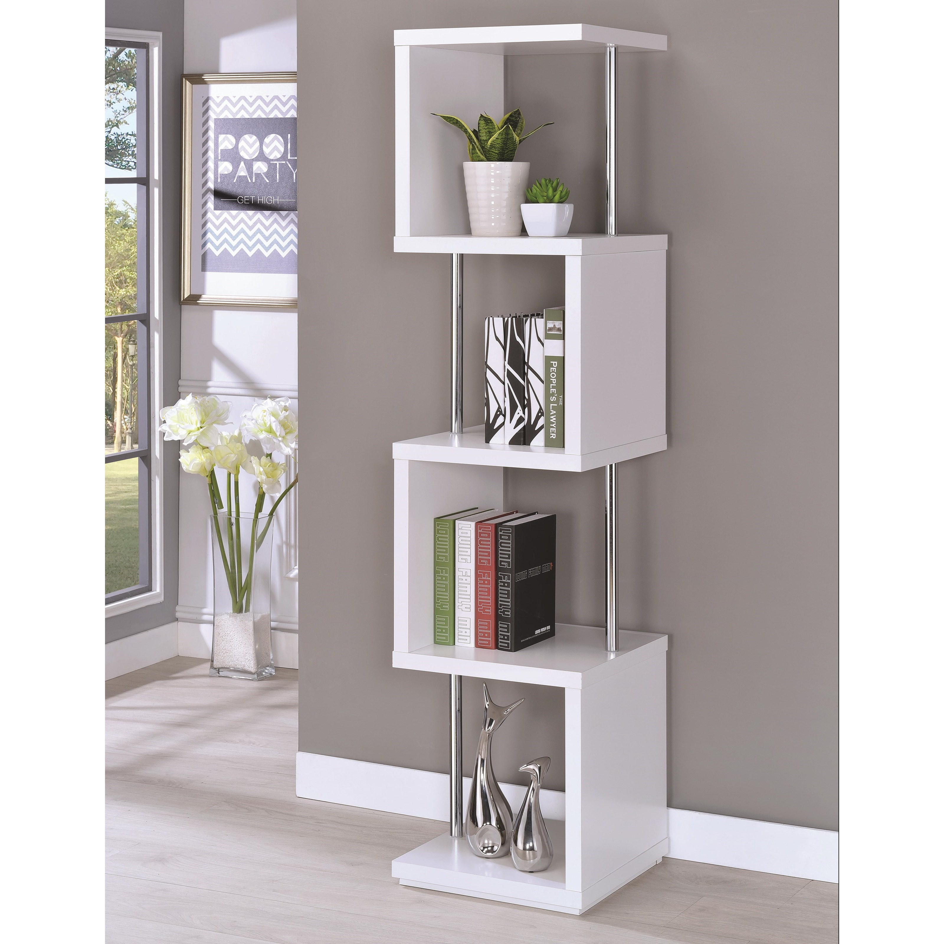 Bookcases Bookcase by Coaster at Standard Furniture