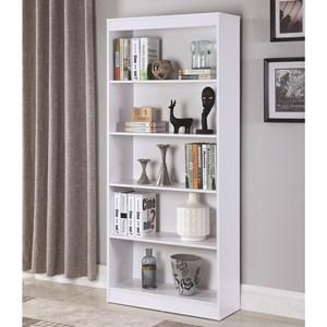 Coaster Bookcases 5 Shelf Bookcase