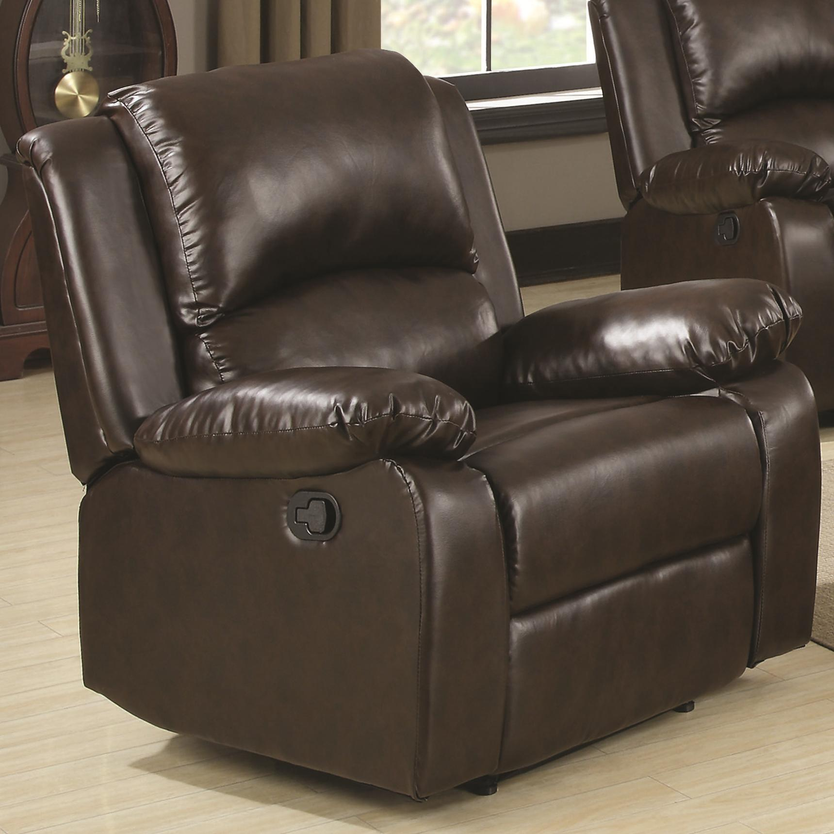 Boston Recliner by Coaster at Standard Furniture