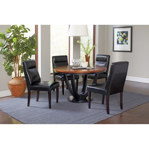 Coaster Boyer Table and Chair Set