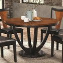 Coaster Boyer Round Table  - Item Number: 102091