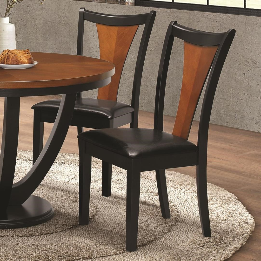 Coaster Boyer Side Chair - Item Number: 102092