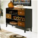 Coaster Boyer Server with 3 Storage Drawers