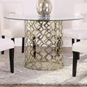 Coaster Bradshaw Dining Table - Item Number: 108851