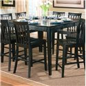 Coaster Pines Counter Height Table - Item Number: 101038BLK