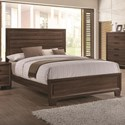Coaster Brandon Queen Bed - Item Number: 205321Q