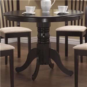 Coaster Brannan Round Dining Table