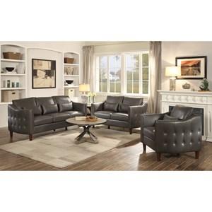 Coaster Braxten Living Room Group
